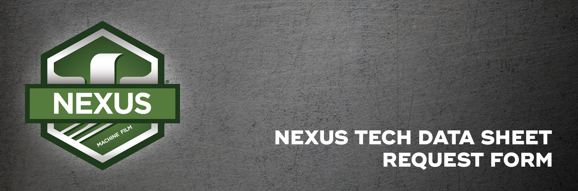 Nexus-Tech-Data-Sheet-Request-Form