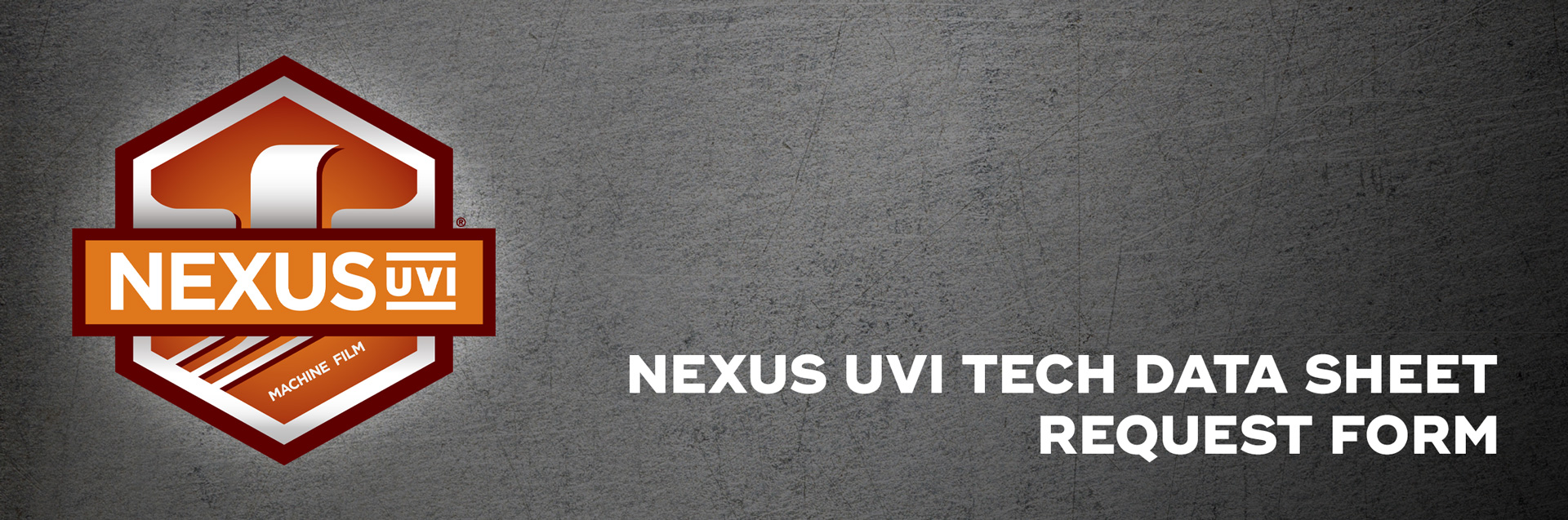 Nexus-UVI-Tech-Data-Sheet-Request-Form